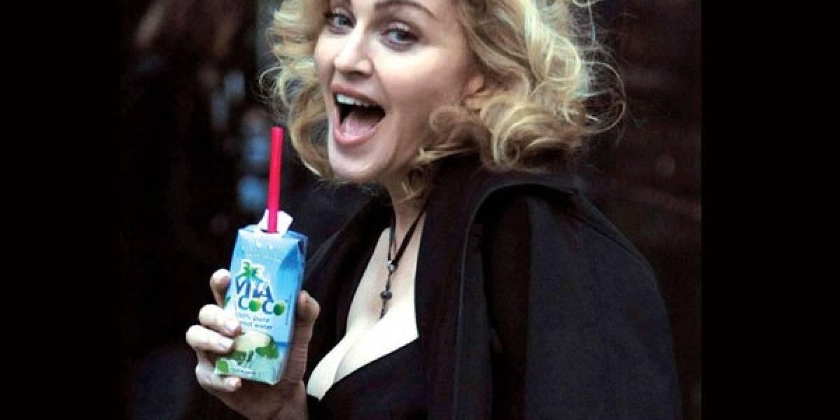 3 bebidas que debes consumir después del gym, según Madonna