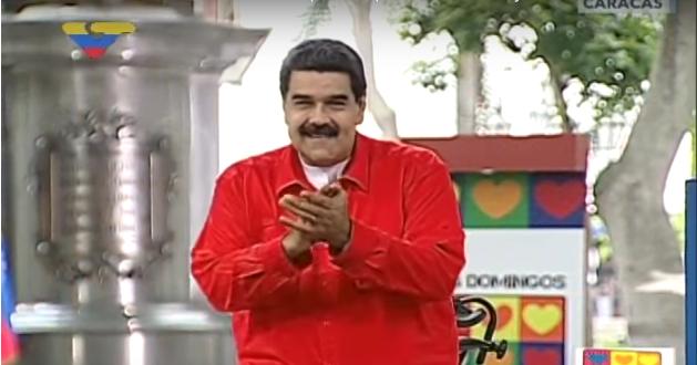 ¡Es real! Escuche la versión de 'Despacito' hecha por Maduro