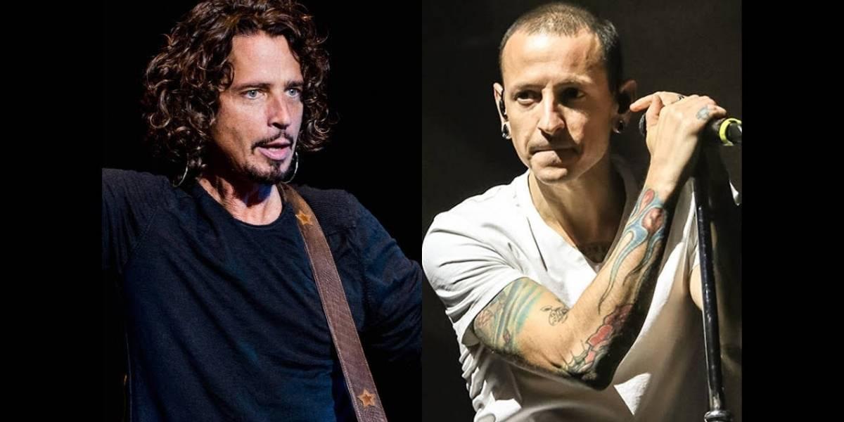 Las similitudes entre las muertes de Chester Bennington y Chris Cornell