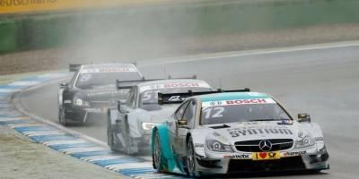 El equipo Mercedes deja el DTM
