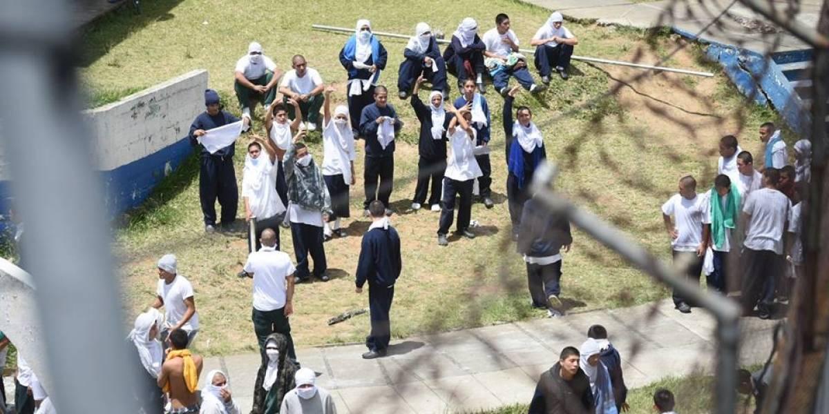 Motín en Las Gaviotas se habría iniciado tras riña entre grupos de internos