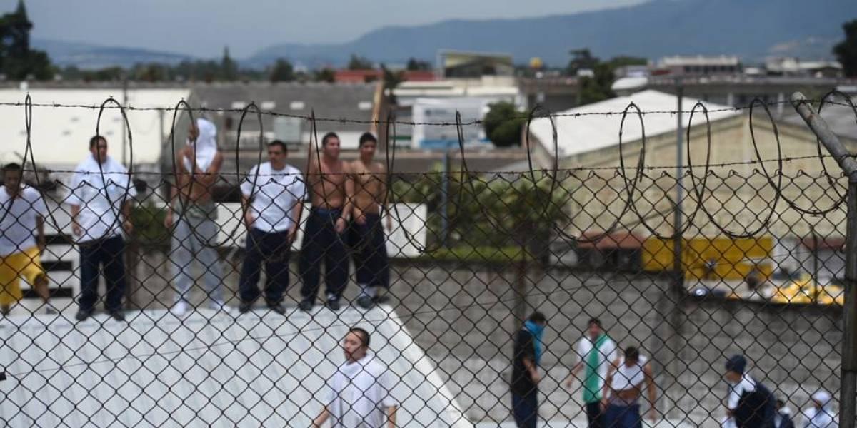 EN IMÁGENES. De nuevo se registran disturbios en centro correccional Las Gaviotas