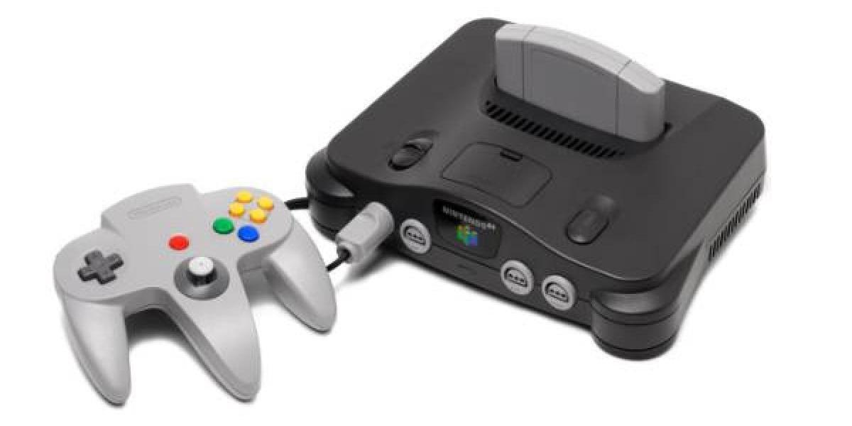 Aparecen pistas sobre la edición mini de Nintendo 64