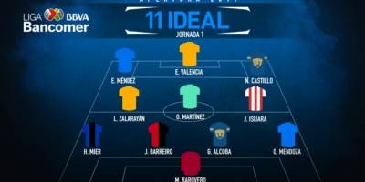 Once Ideal Liga MX / Web