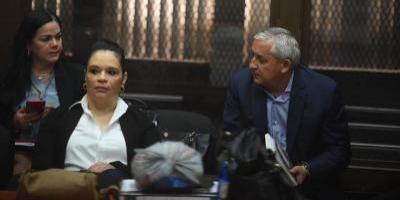 Juez define futuro de Pérez Molina y Baldetti — Guatemala