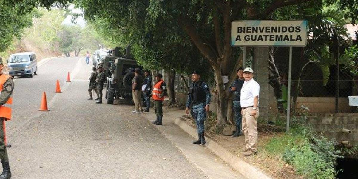PNC fortalecerá seguridad en frontera con El Salvador por fiestas agostinas