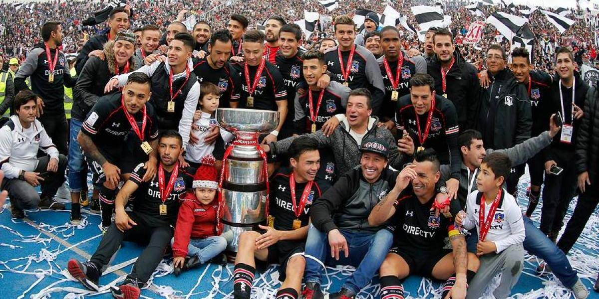 El millonario premio que recibió el plantel de Colo Colo tras ganar la Supercopa