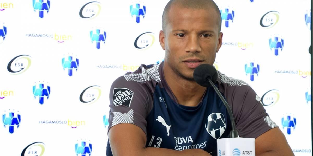 Carlos Sánchez confía en que Rayados pueda vencer a Veracruz