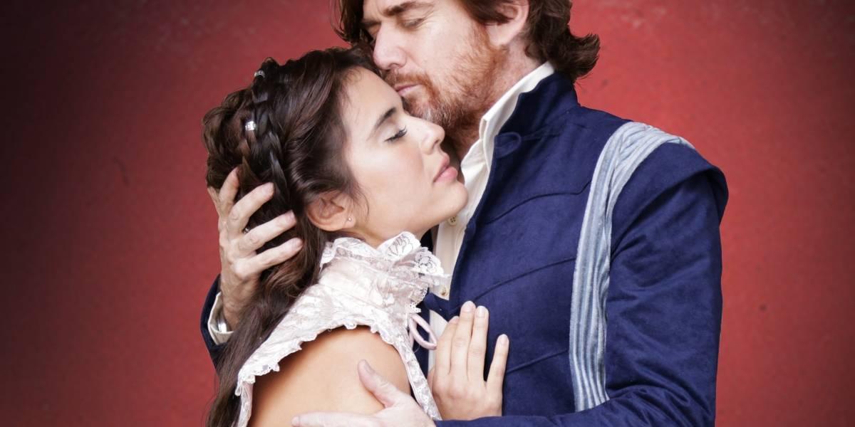"""""""'Shakespeare Enamorado' representa lo que es el teatro y ser actor"""": Carolina Ramírez"""