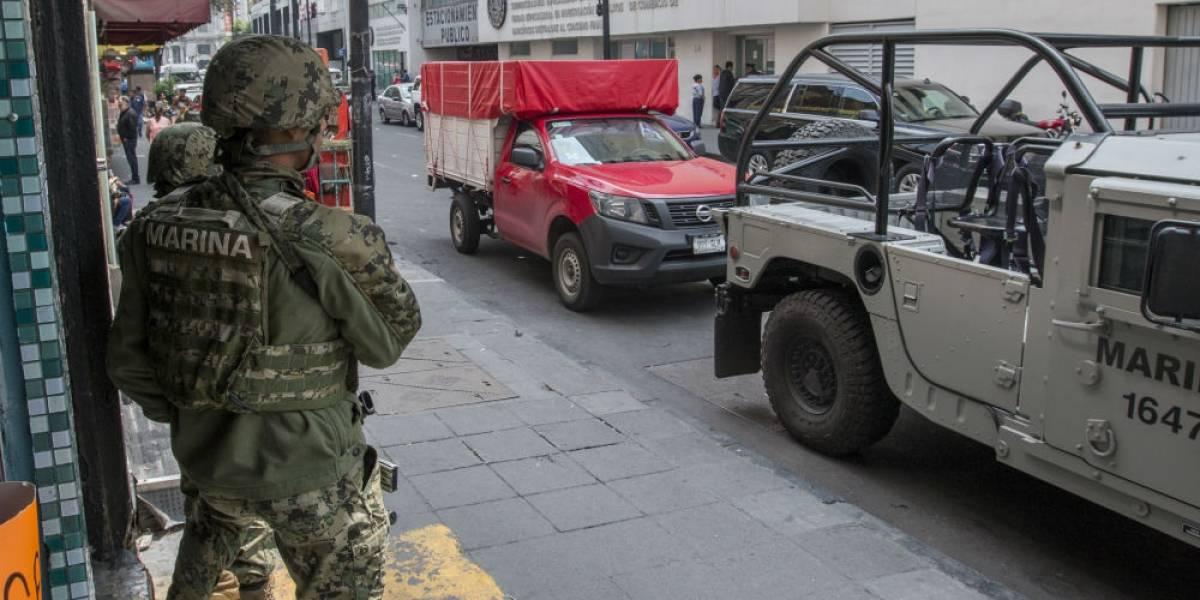 ¿Los narcobloqueos en Tláhuac revelan que sí opera el crimen organizado en la CDMX?