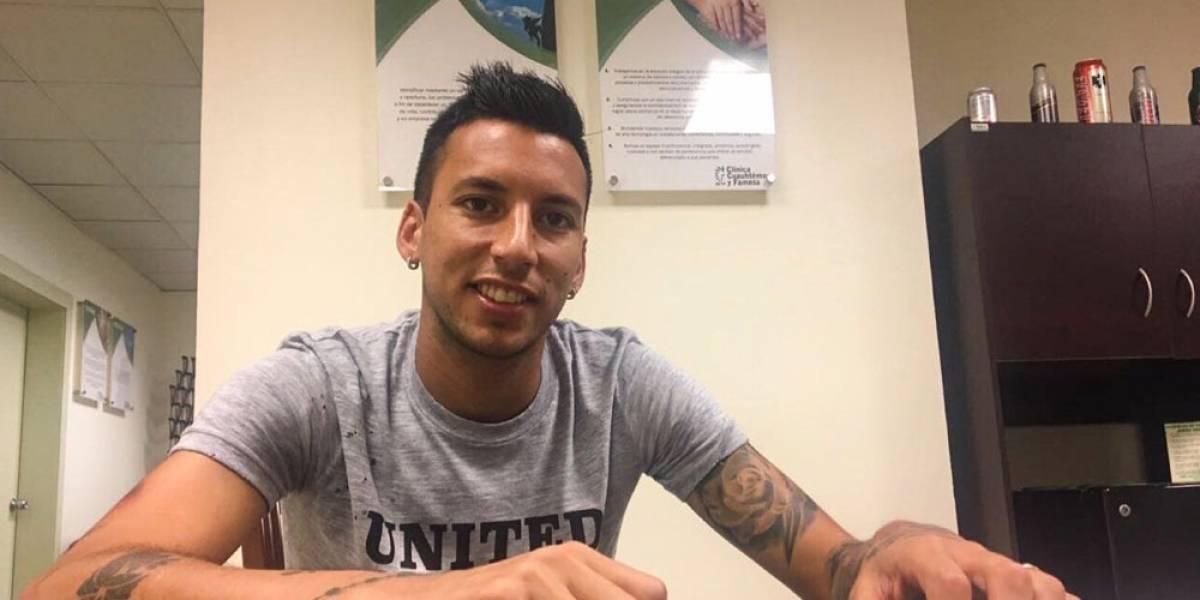 Agrada a Pato Sánchez, llegada de Leonel Vangioni