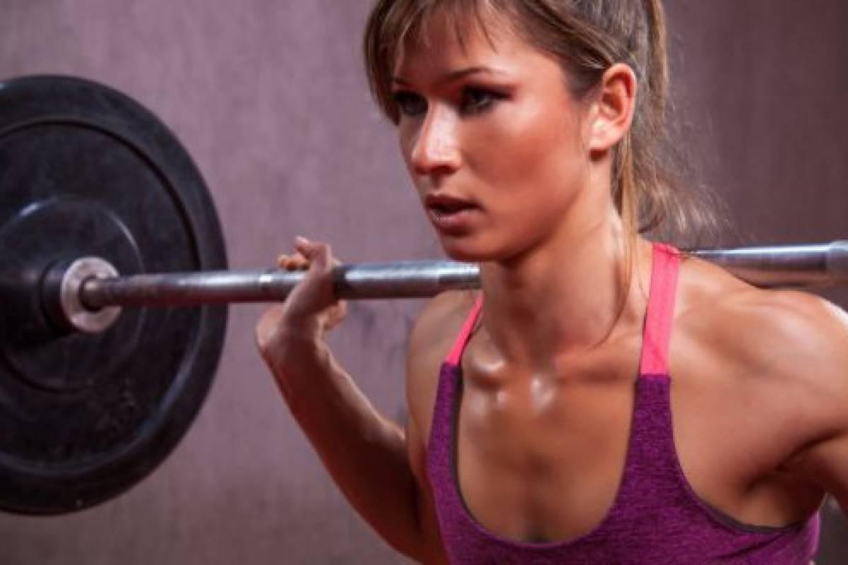 Pesas para bajar de peso mujeres