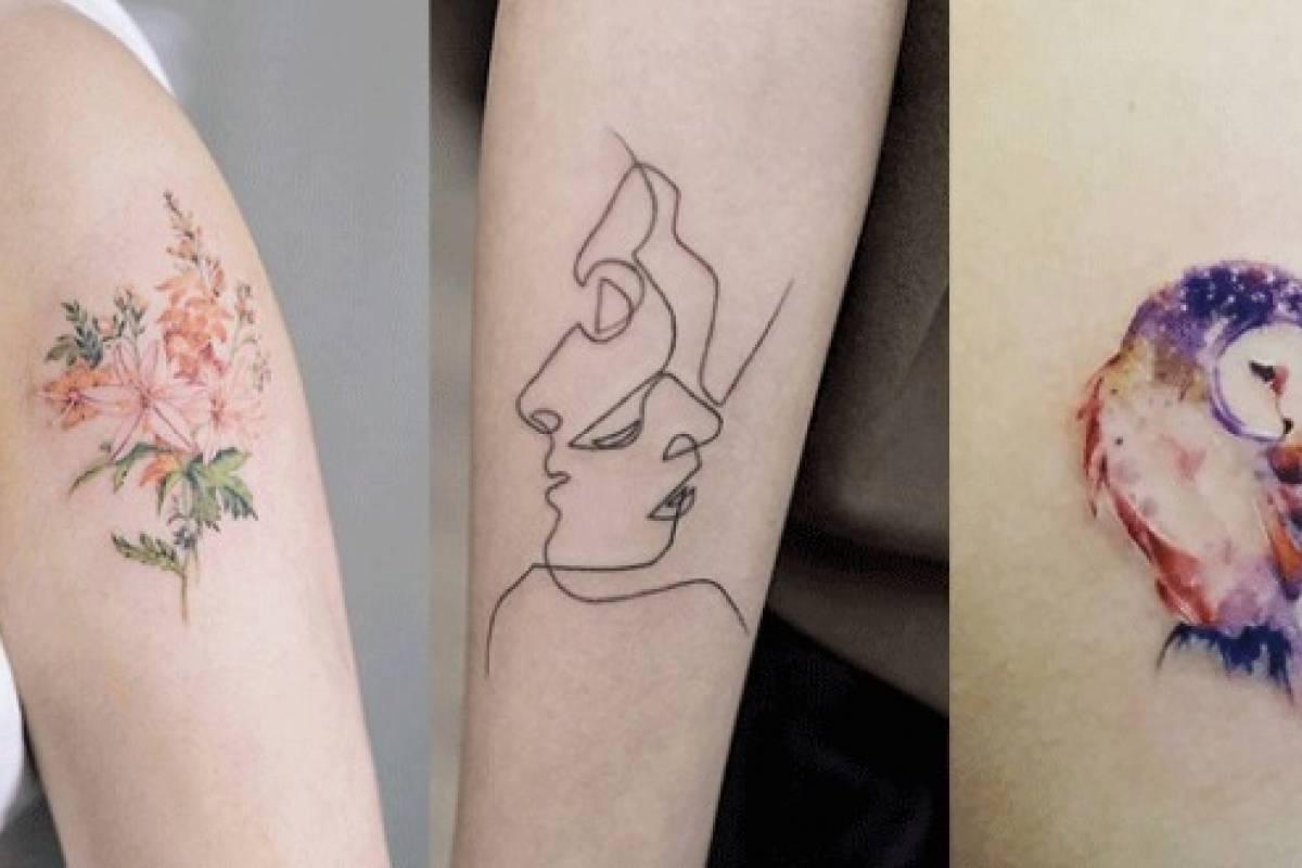 Tatuajes Para Mujeres Minimalistas Y Divertidos Nueva Mujer