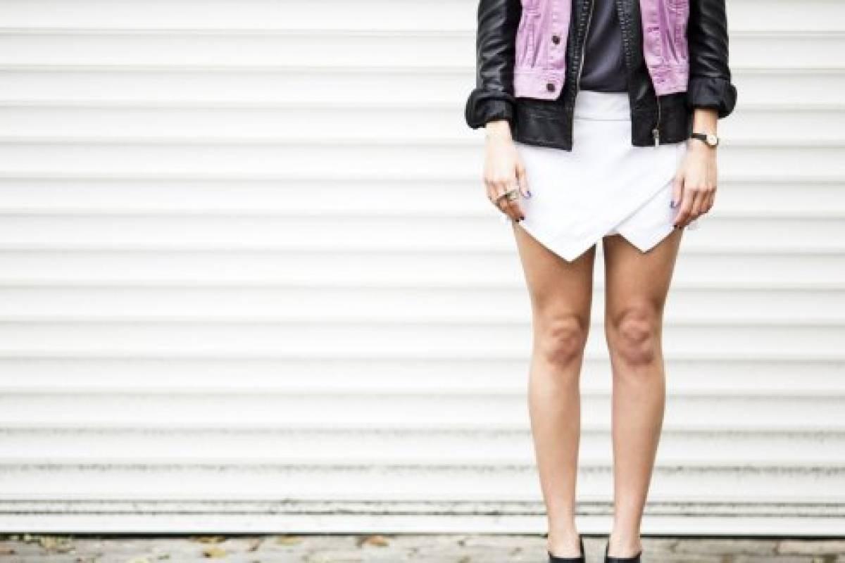 Qué tipos de faldas de las mujeres con extremidades