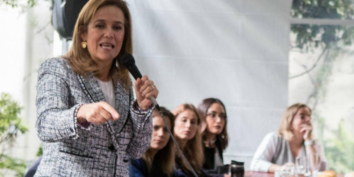 #Confidencial: Zavala, a un paso de liderar el Frente Amplio Democrático