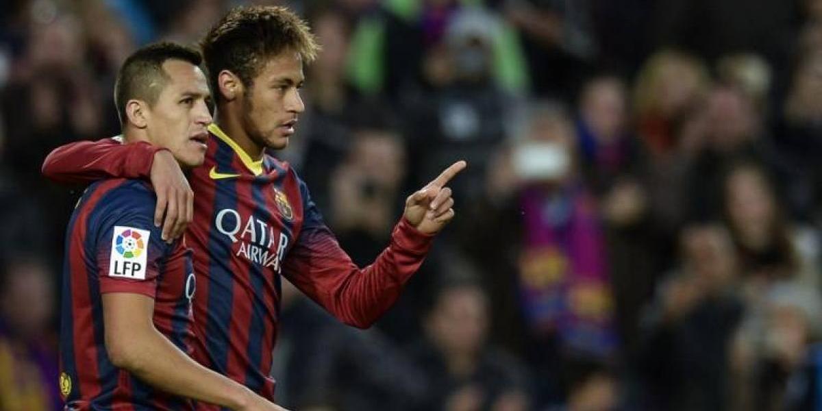 Neymar exigiría el fichaje de Alexis Sánchez para firmar en el PSG
