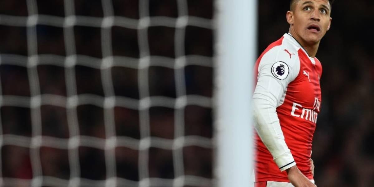 Alexis estaría dispuesto a recibir menos sueldo con tal de partir al Manchester City