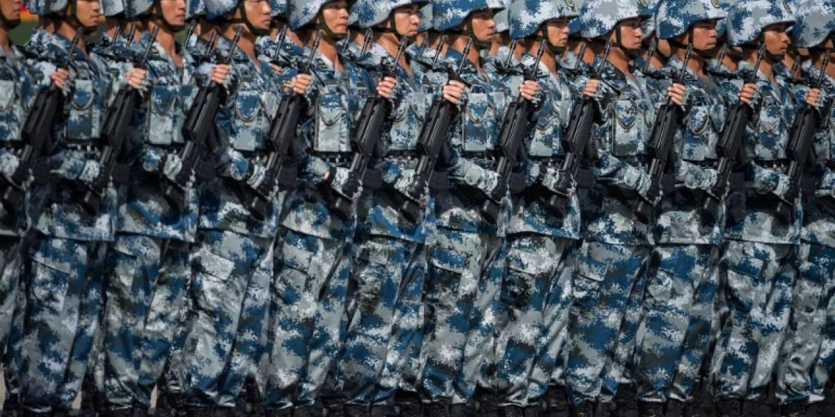Ante posible guerra nuclear: China moviliza tropas y construye refugios en la frontera con Corea del Norte