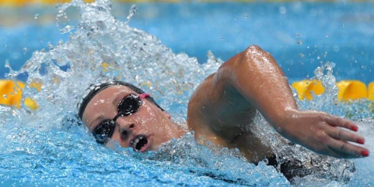 Kristel Köbrich remató en el sexto lugar en la final de 1.500 metros libres del Mundial de Natación
