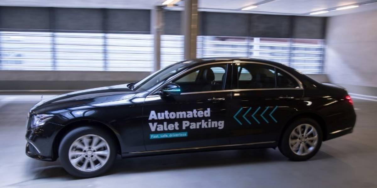 Bosch y Mercedes presentan su proyecto de estacionamiento autónomo