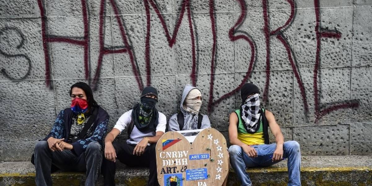 Oposición venezolana se prepara para una huelga de 48 horas