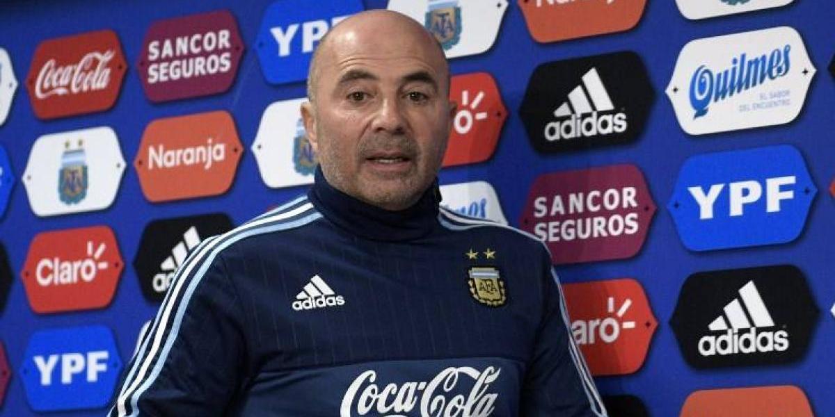 """Jorge Sampaoli y sentencia del TAS: """"Si se modifica el fallo que se tomó, bienvenido sea"""""""