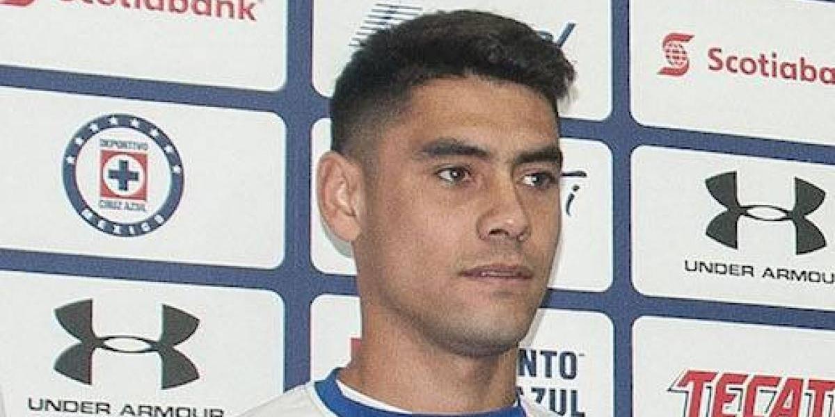 Felipe Mora está listo para hacer goles con Cruz Azul