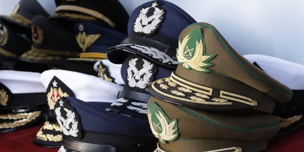 Ley de Transparencia: al menos 1.050 militares jubilados están recontratados en las FFAA
