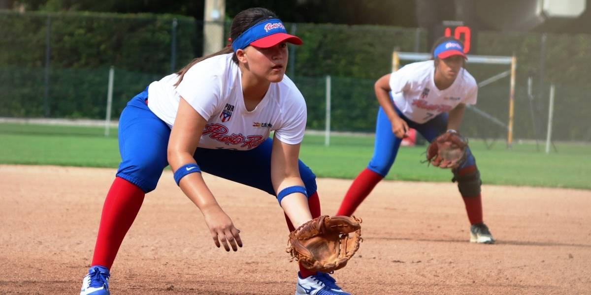 Remonta Puerto Rico en mundial de sóftbol ante Nueva Zelanda