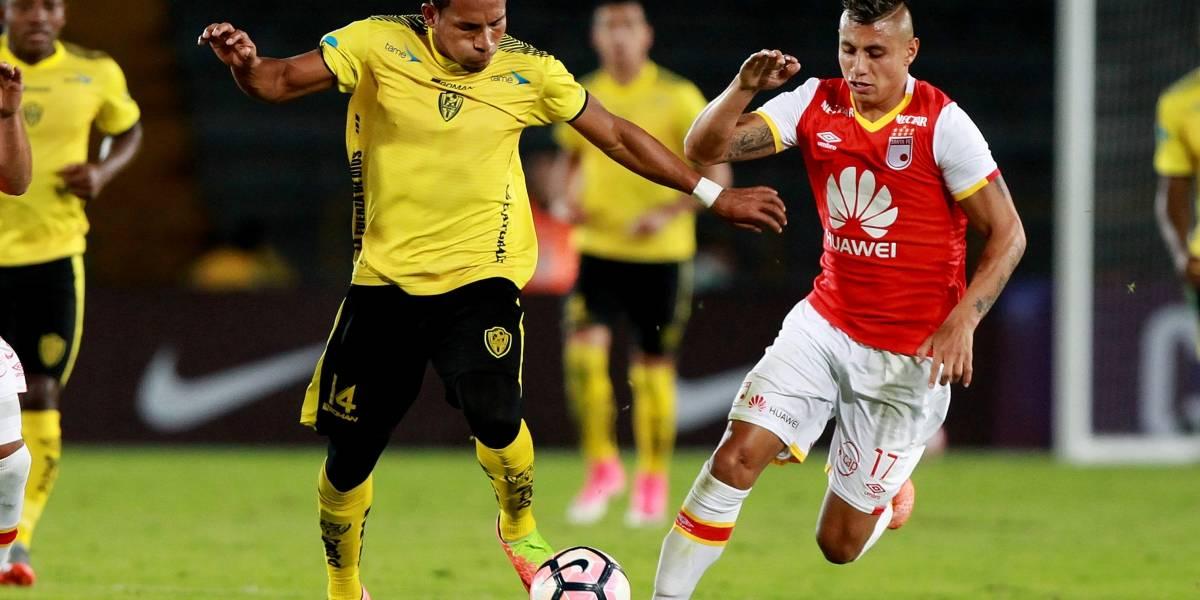 Fuerza Amarilla queda eliminado de la Copa Sudamericana