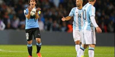 Argentina y Uruguay ya trabajan para ser sedes del Mundial 2030
