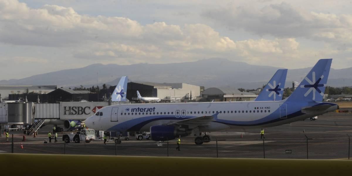 Interjet responde a alerta mundial de EASA contra sus aeronaves
