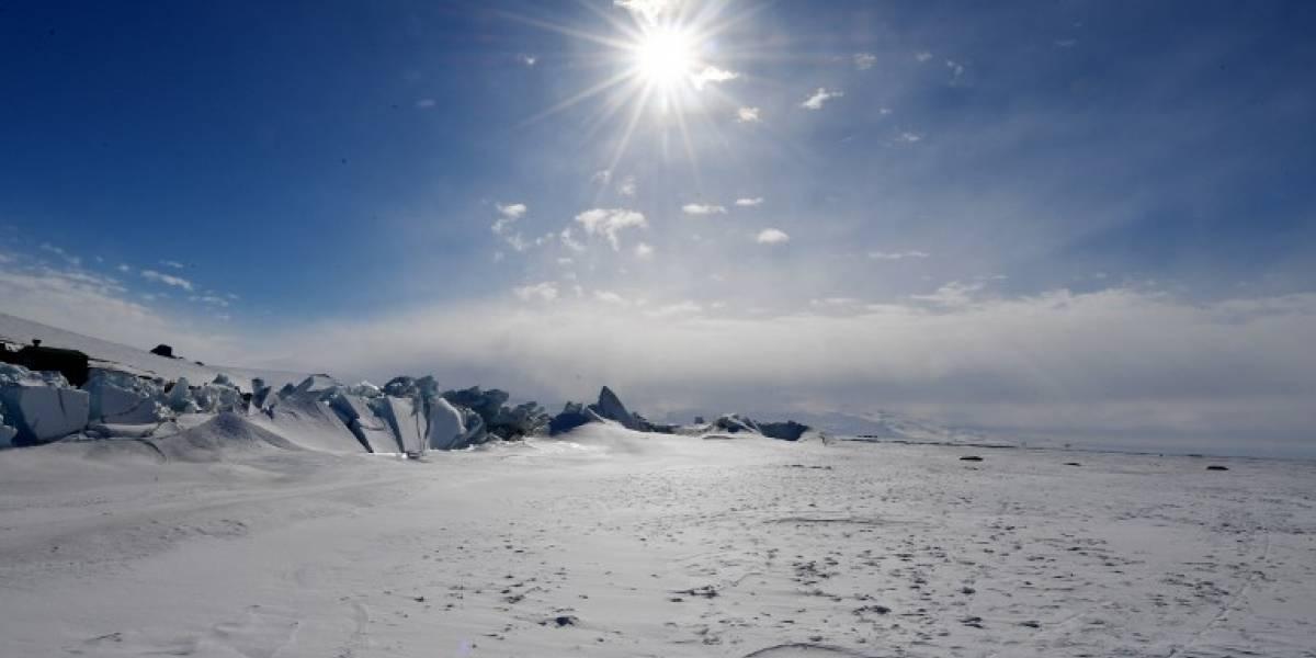 El fenómeno climático que pone en riesgo las plataformas de hielo de la Antártica