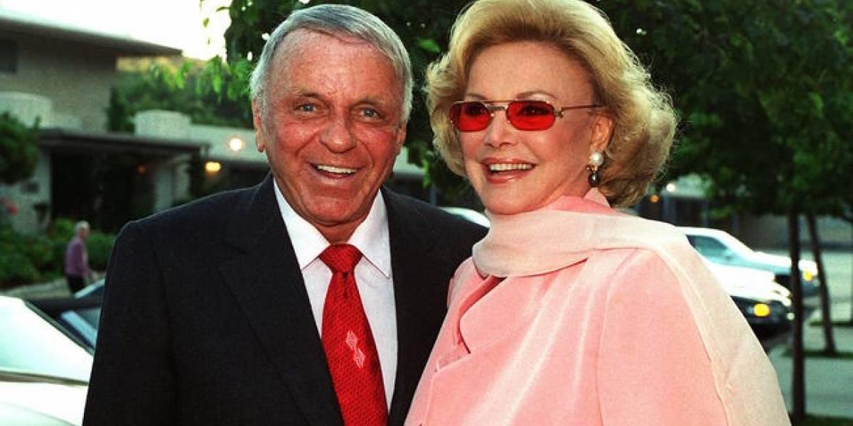 Muere la esposa de Frank Sinatra