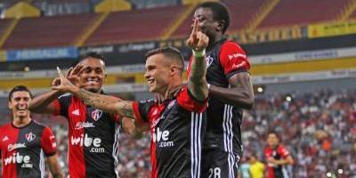 Atlas derrota a potros en la Copa MX