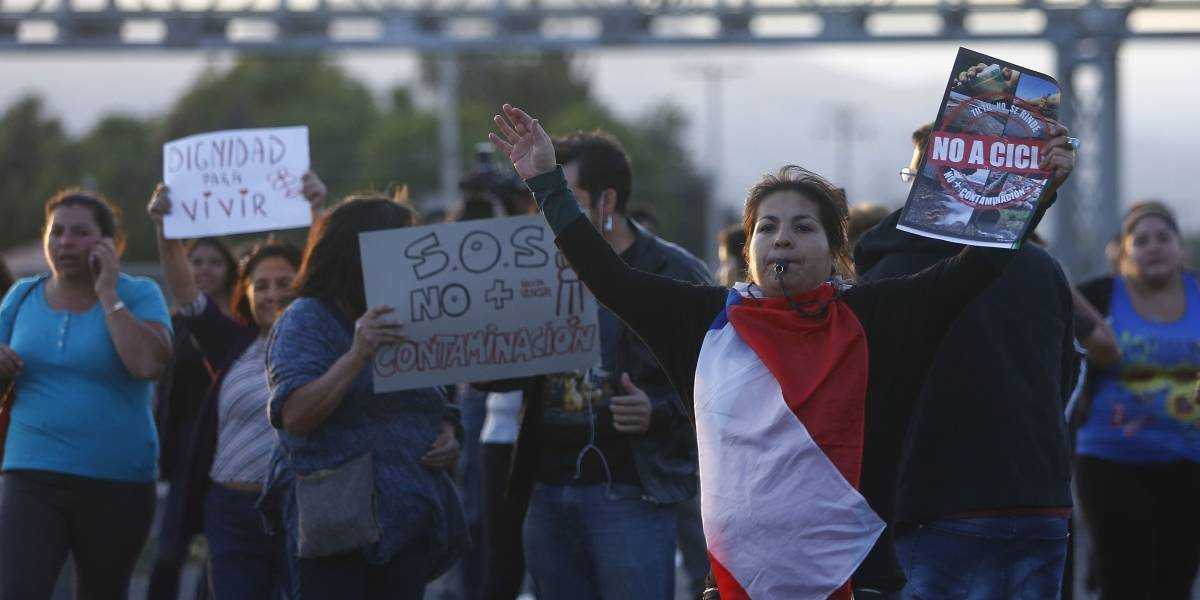 """Aprueban vertedero químico en Til Til y comuna anuncia movilizaciones tras convertirse en el """"basurero de Santiago"""""""