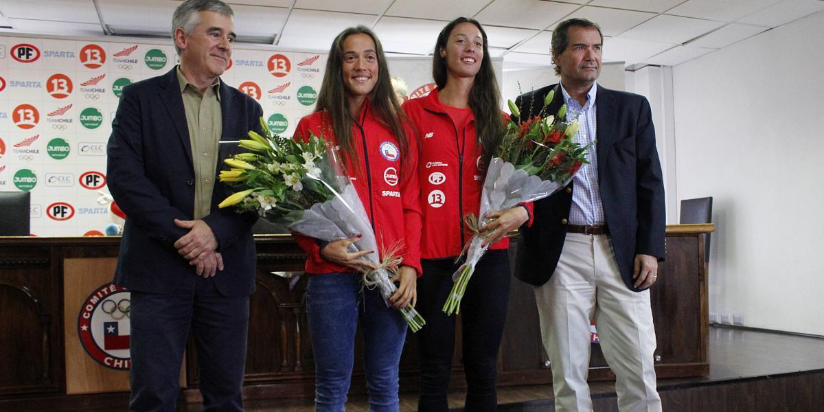 """Chilenas campeonas del mundo en remo: """"Tenemos mentalidad para ser las mejores"""""""