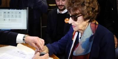 Madre de Bachelet firmará por Alejandro Guillier