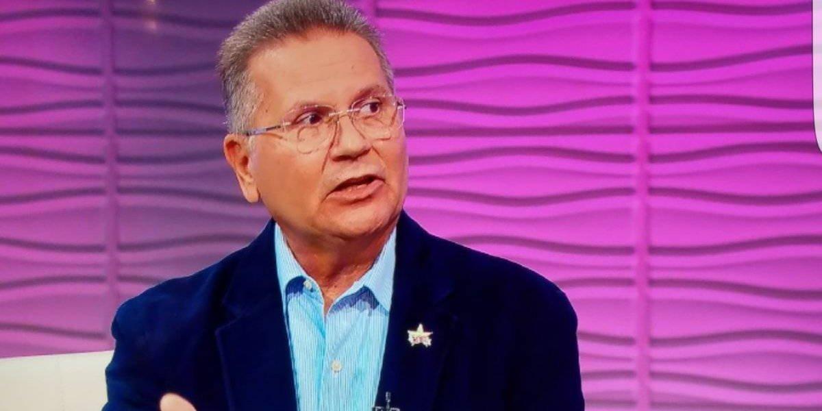 José Aponte critica que el PPD haya usado la tragedia del huracán para politiquear