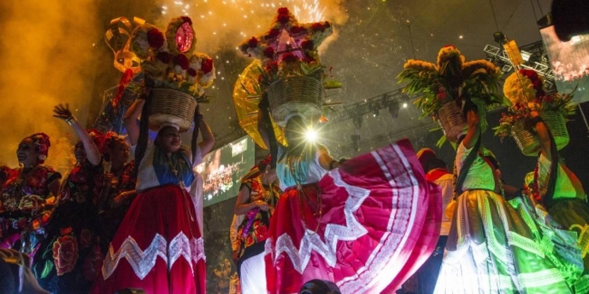 Así concluyó la edición 2017 de la Guelaguetza en Oaxaca
