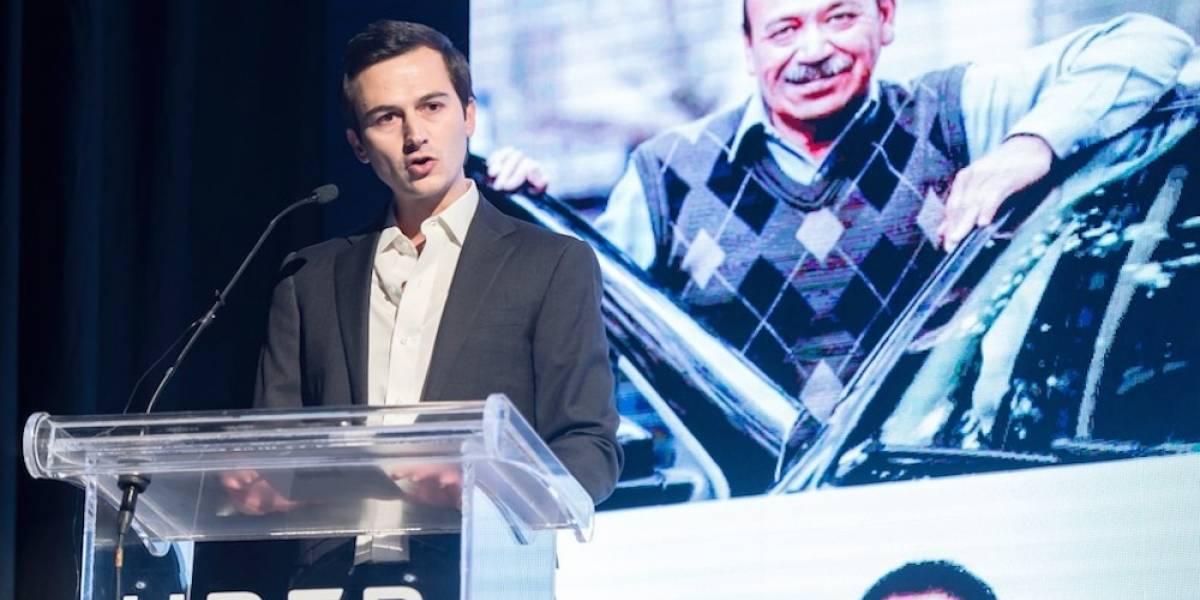 Uber alcanzará 500 mil oportunidades de autoempleo para 2018