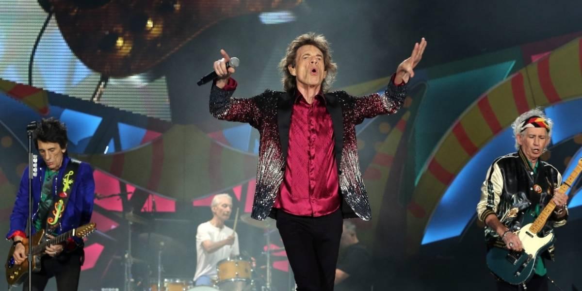 Keith Richards anuncia un nuevo disco de The Rolling Stones