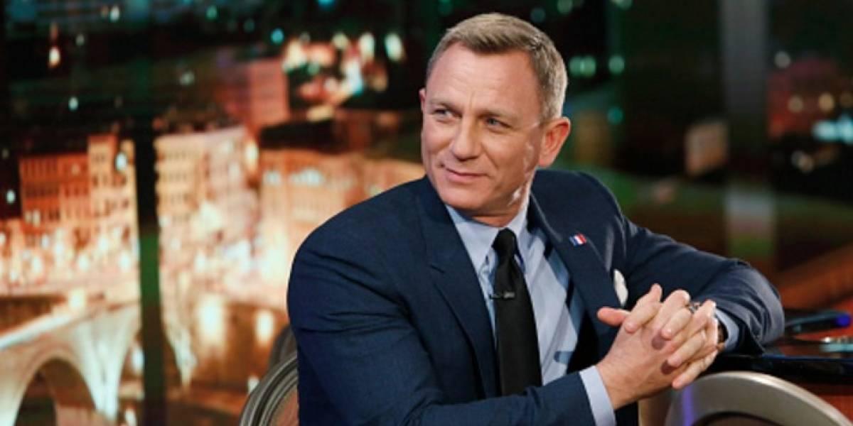 Confirmado: Daniel Craig volverá a ser James Bond en 2019