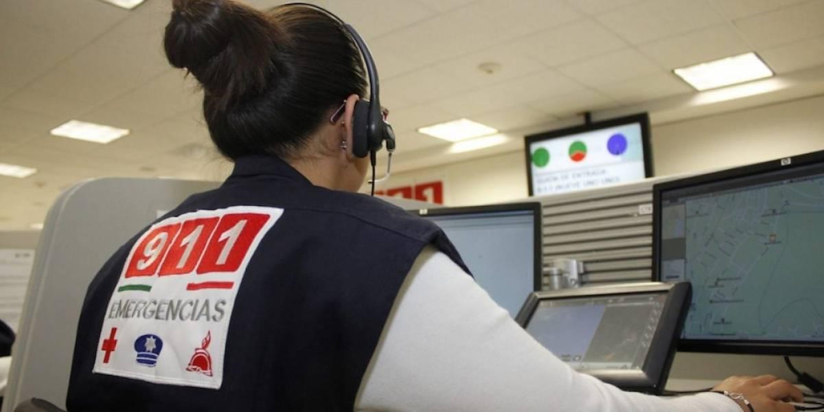 Sólo el 11% de las llamadas al 911 son reales: Segob