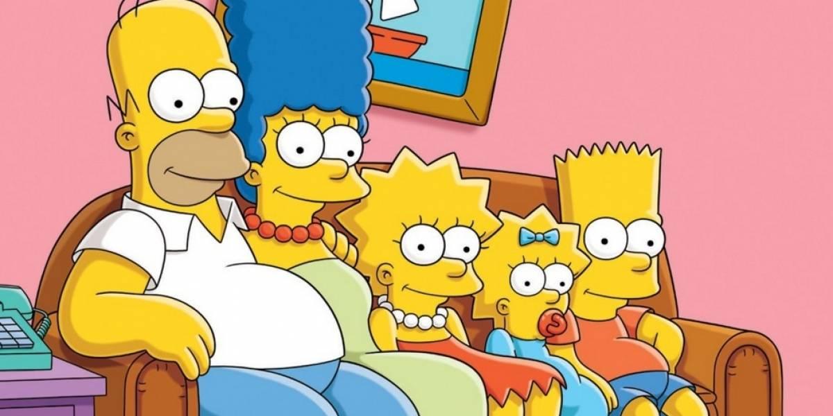 """""""Los simpson"""" predijeron hace 20 años la compra de Fox por parte de Disney"""
