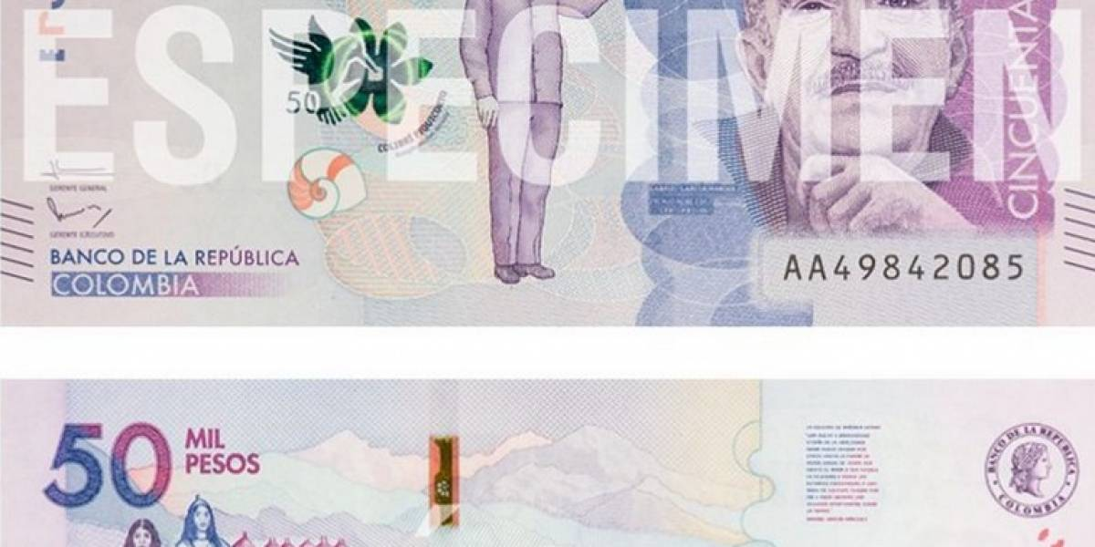 Estarían circulando cerca de 30 millones de pesos en billetes falsos de 50.000