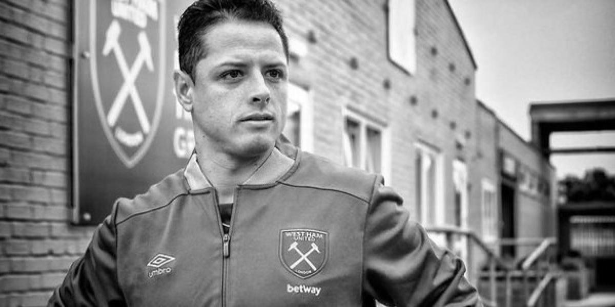 Chicharito será multimillonario jugando para el West Ham