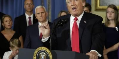 Trump insiste en nueva ley salud