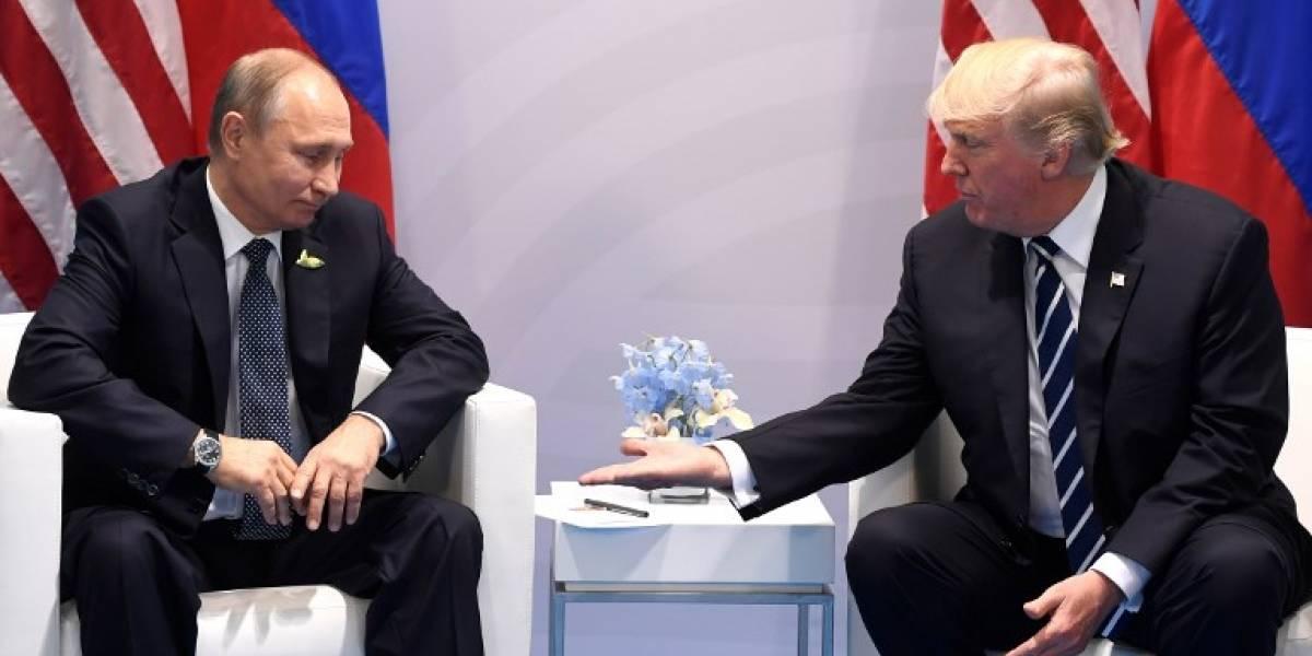 Estados Unidos prepara sanciones contra Rusia