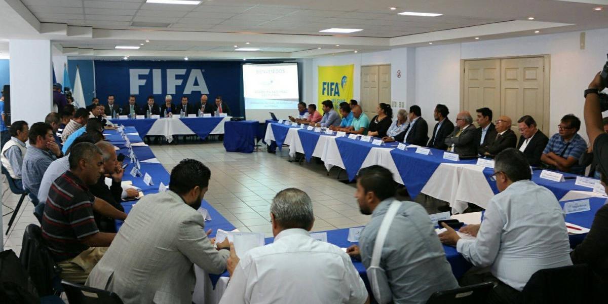 AFG solicita a la CDAG que se pronuncie sobre los estatutos